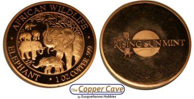 The Copper Cave By Susquehanna Hobbies Rising Sun Mint 1