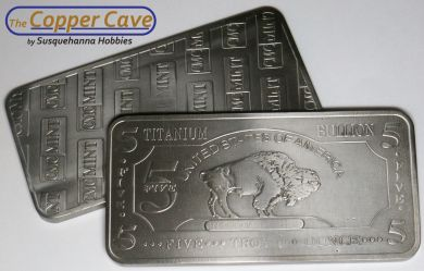 The Copper Cave By Susquehanna Hobbies Cmc 5 Troy Ounce